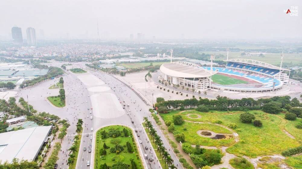 Sân vân động quốc gia Mỹ Đình