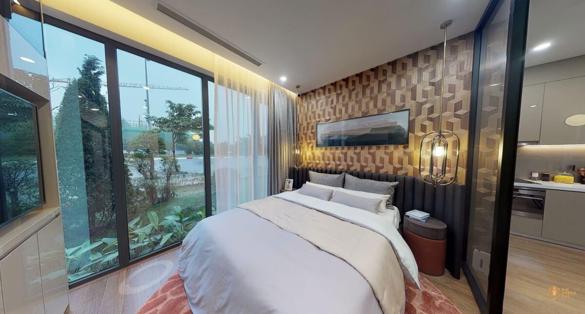 Phòng ngủ dự án Matrix One Mỹ Đình
